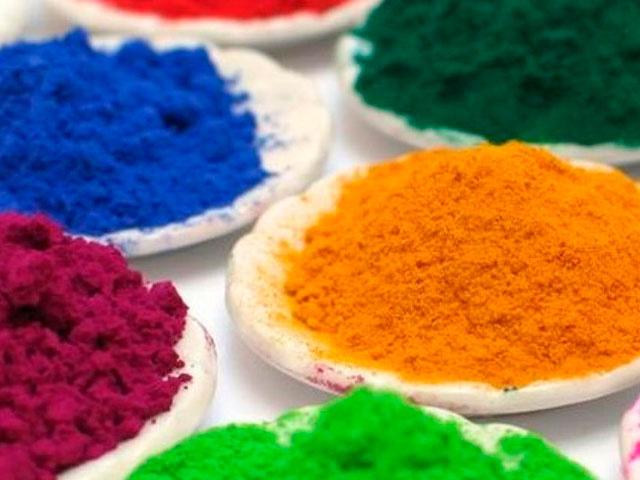 Пищевые красители в кондитерской отрасли