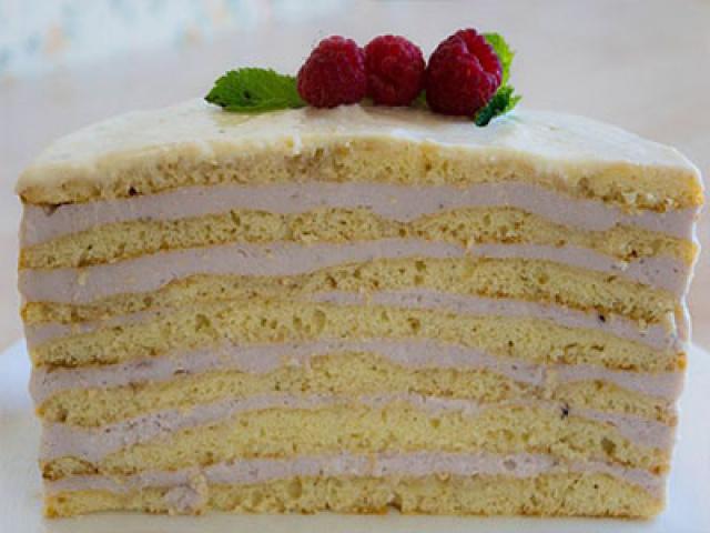 Лучшие кремы для бисквитного торта